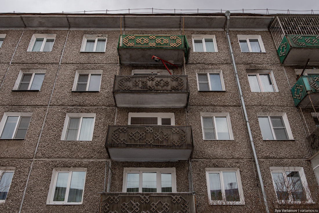 ウラン―ウデのパネル住宅