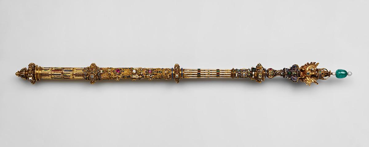 Sceptre, fin XVIe - début XVIIe siècle