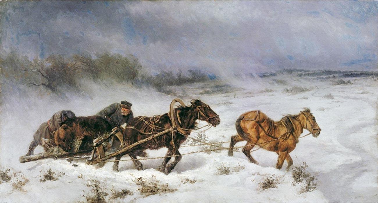Лов на мечки