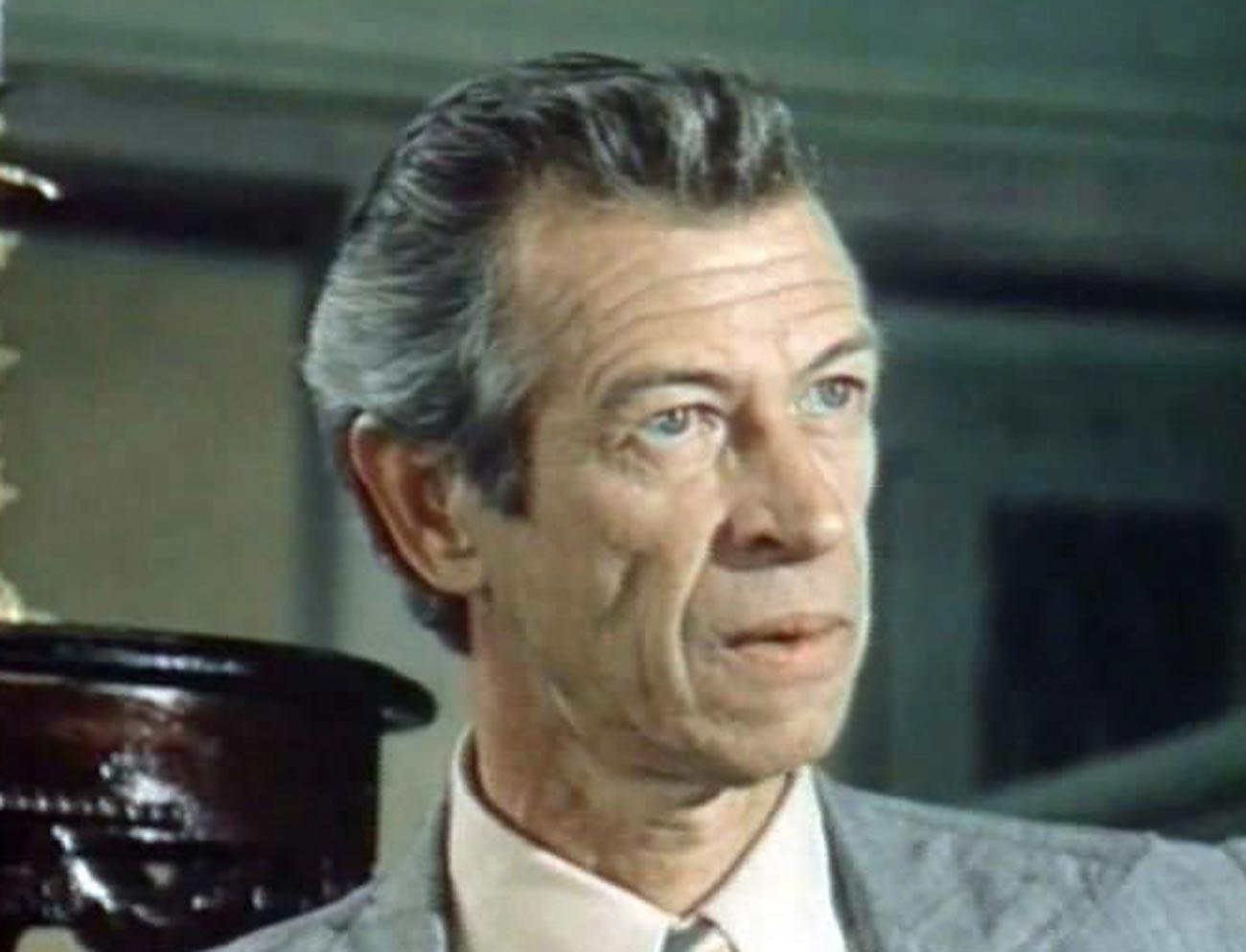 Kaljo Kiisk en la película