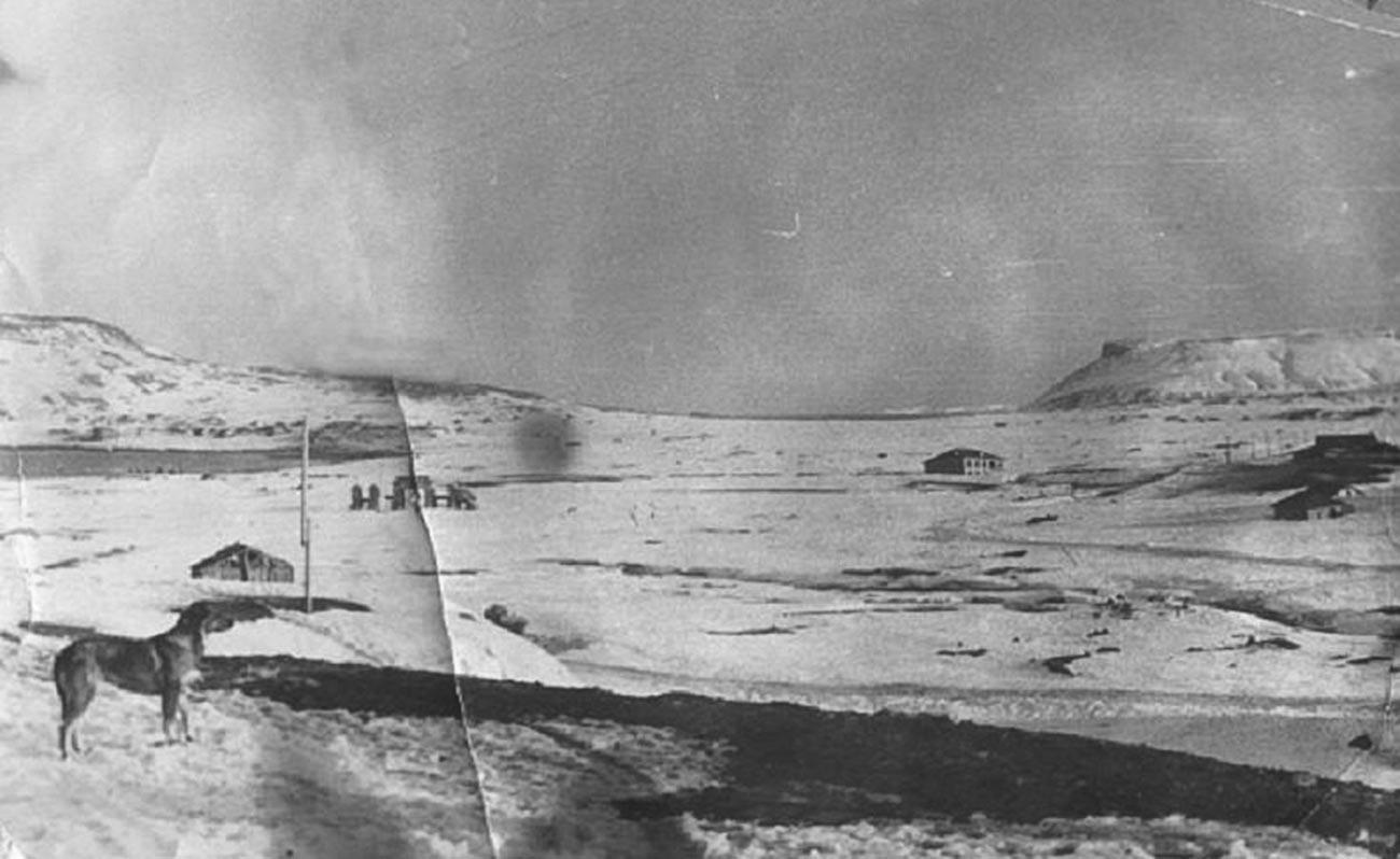 Severo-Kurilsk po cunamiju