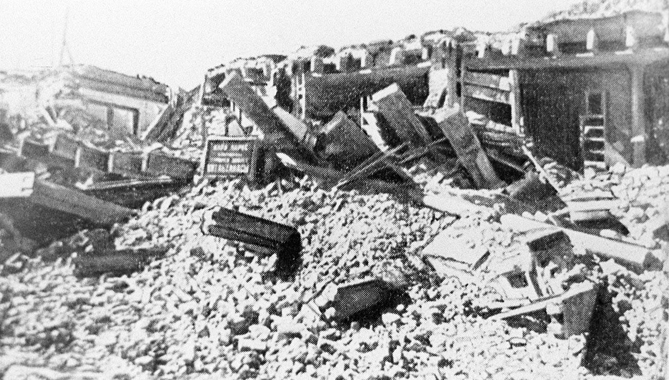 Ašhabad, 6. oktobra 1948