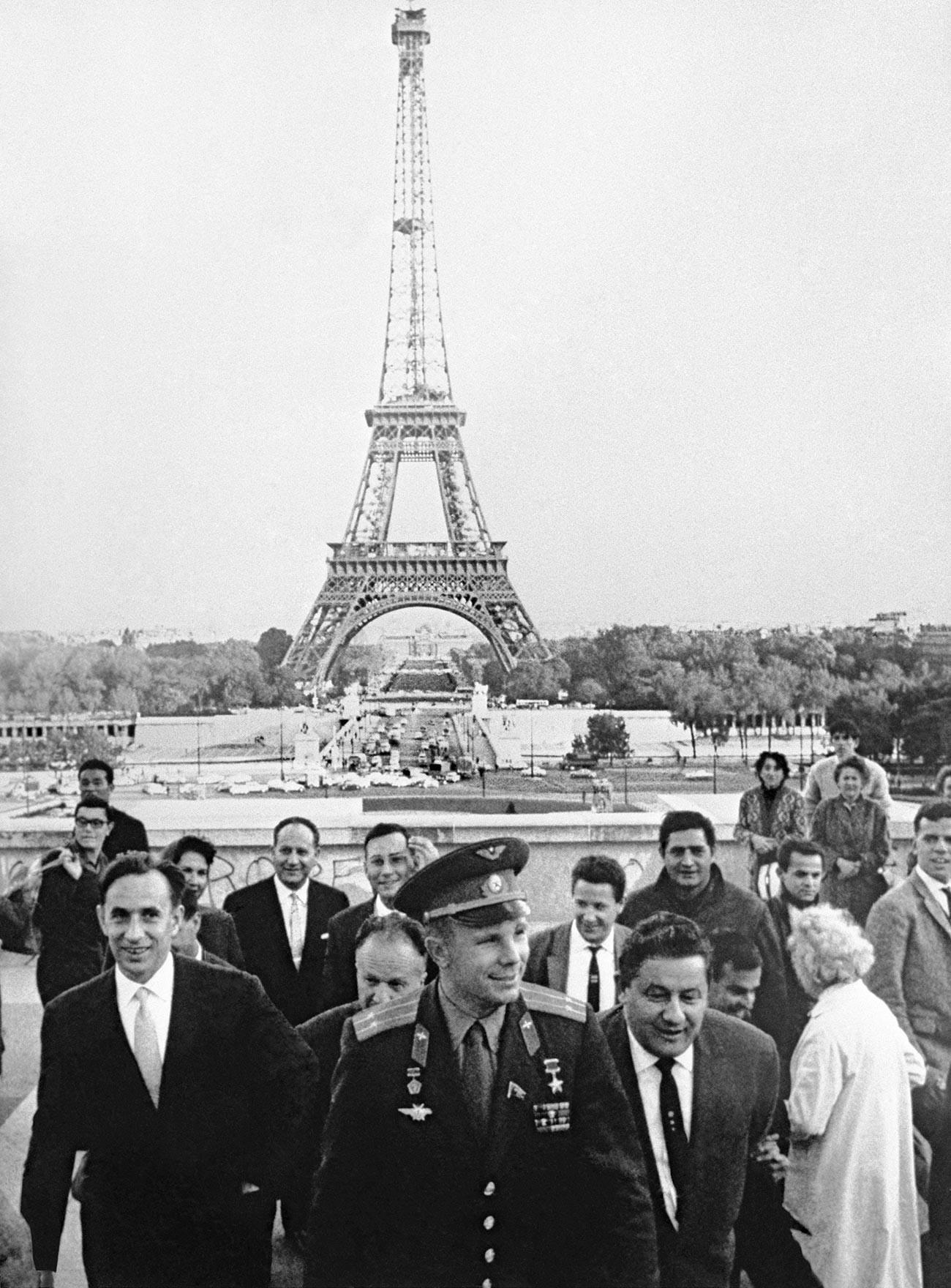 Gagarine à Paris