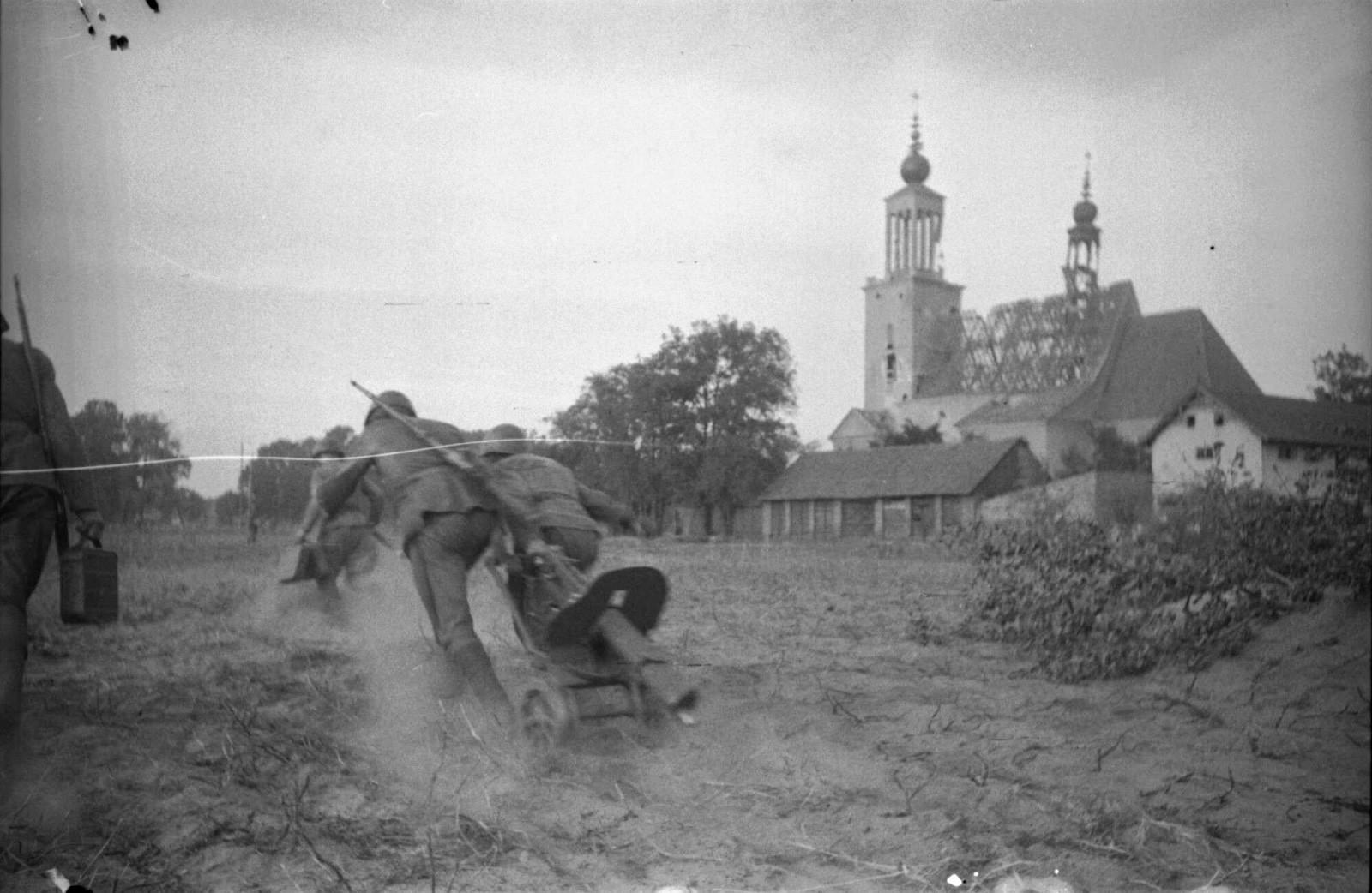 Bataille pour Varsovie