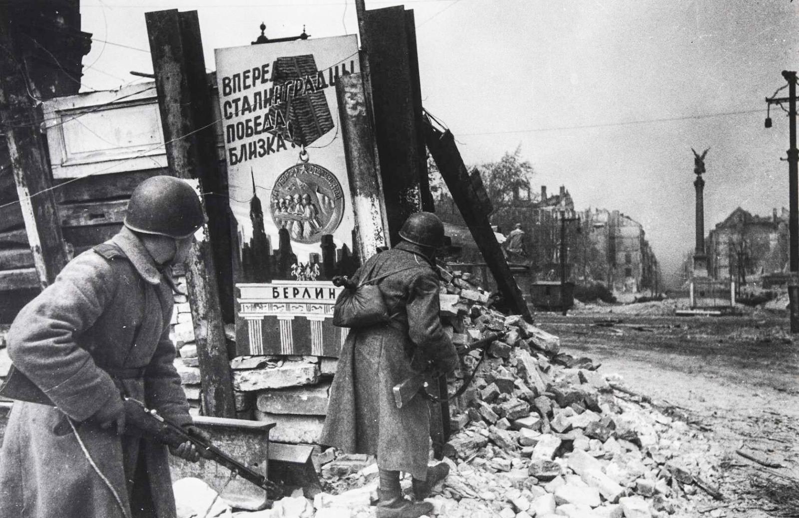 Bataille pour Berlin