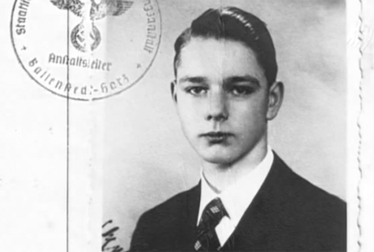 Leo Rudolf Raubal Junior.