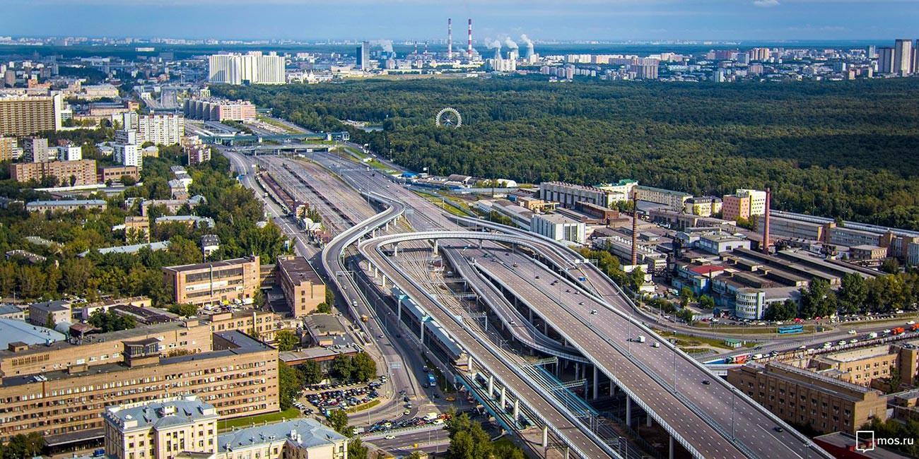 Shosse Entuziastov, Moskow