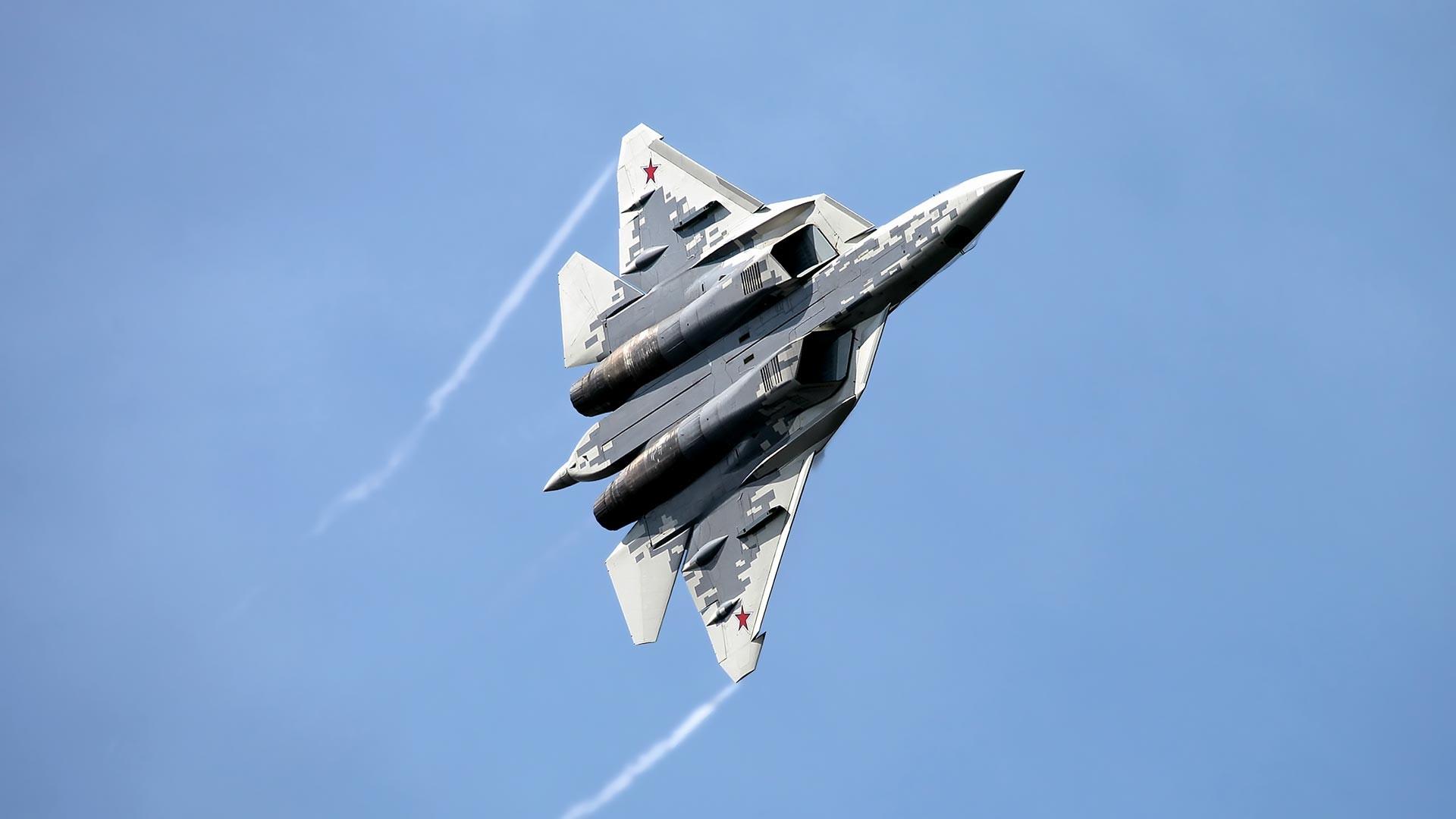 Su-57多用途戦闘機
