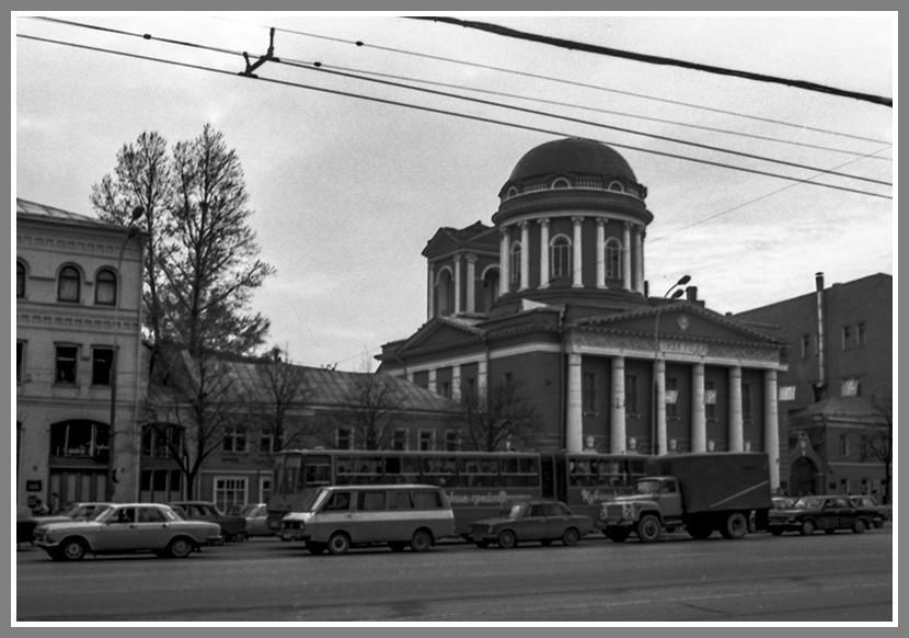 Cerkev sv. Janeza Evangelista pod brestom