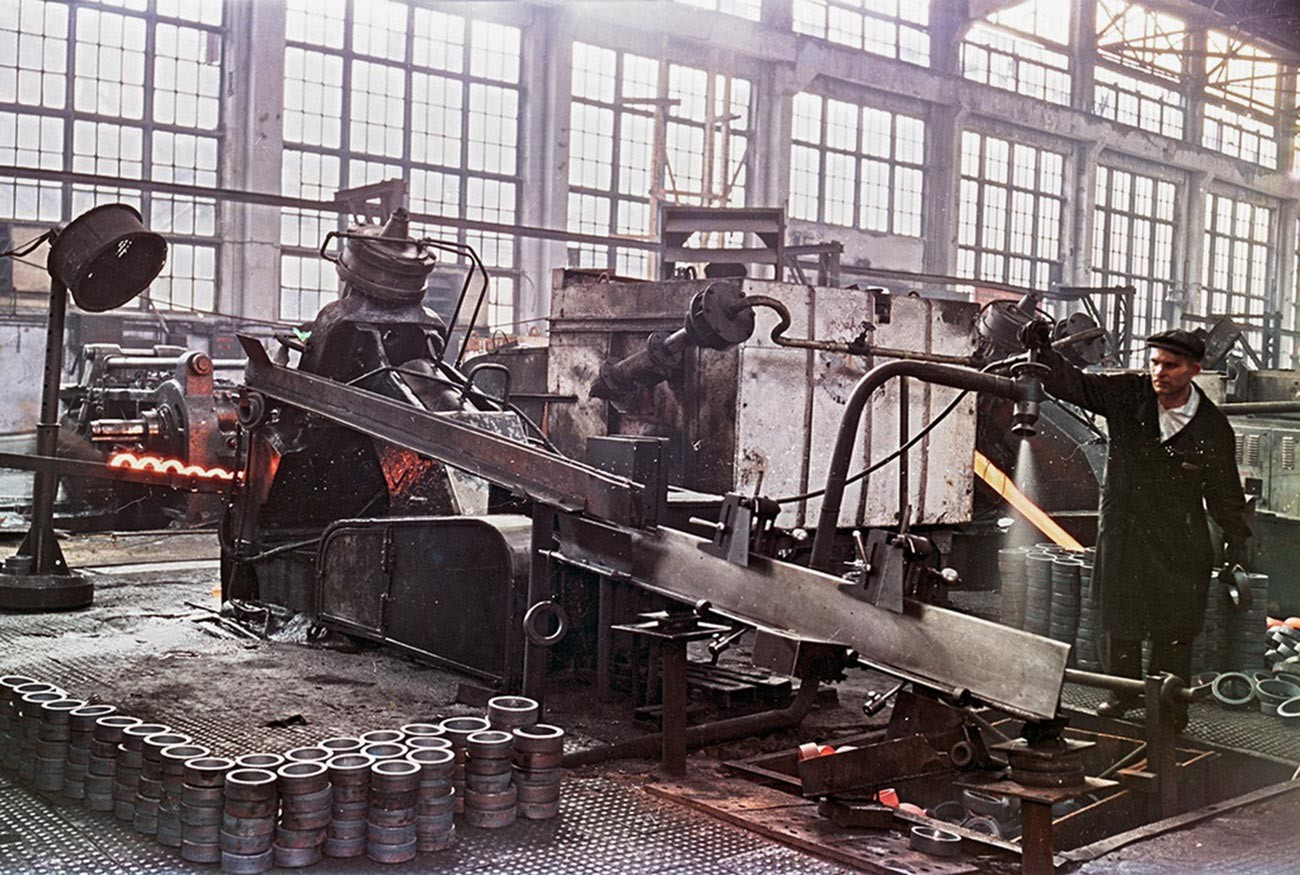 国立ベアリング工場