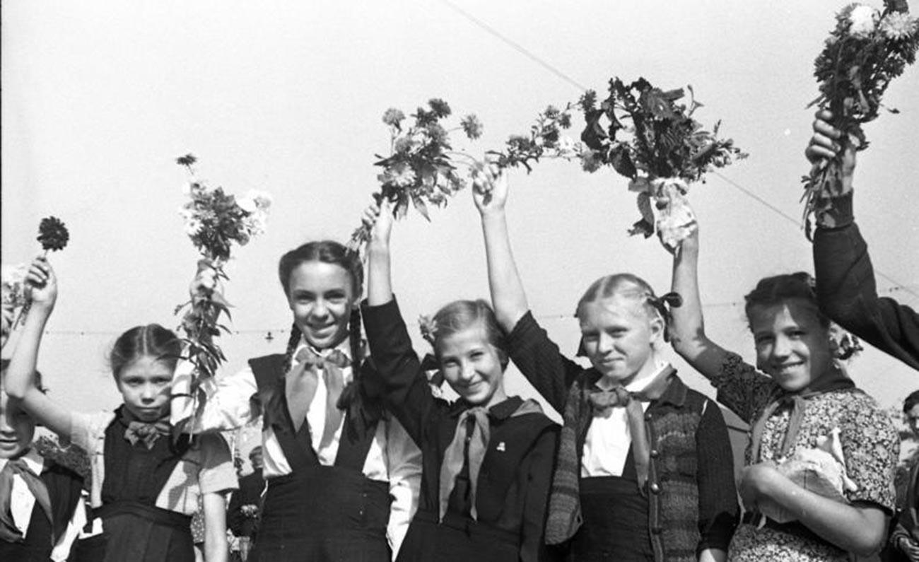 メーデーの祝日、1947年