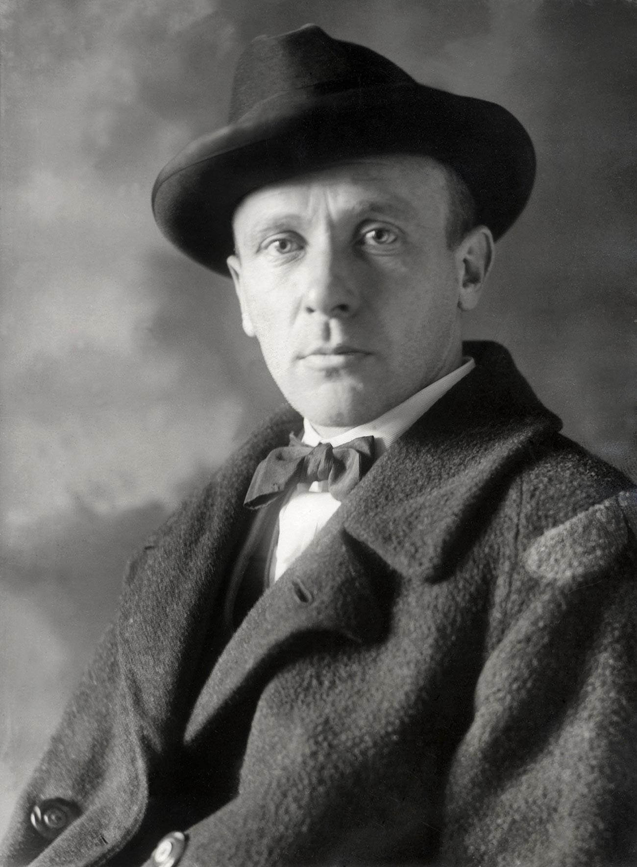 Mikhail Bulgakov in 1928.