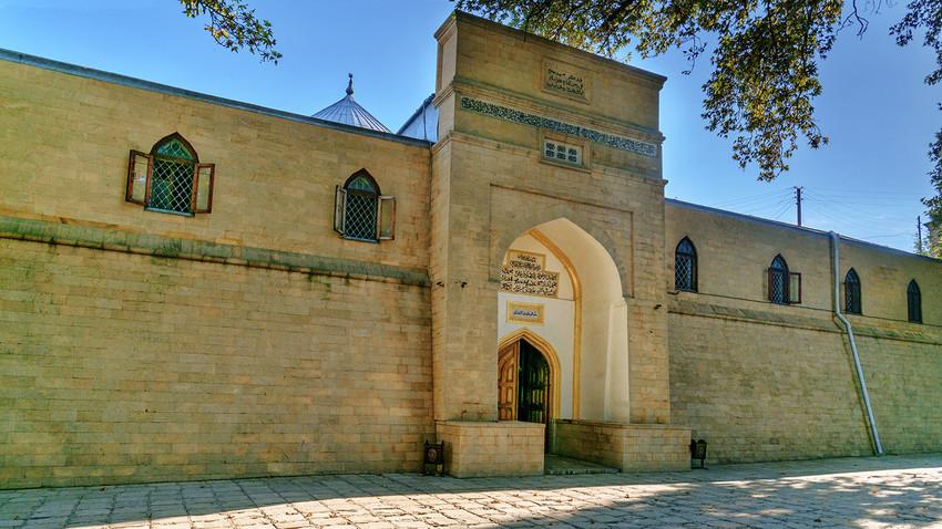 Masjid Juma Derbent.