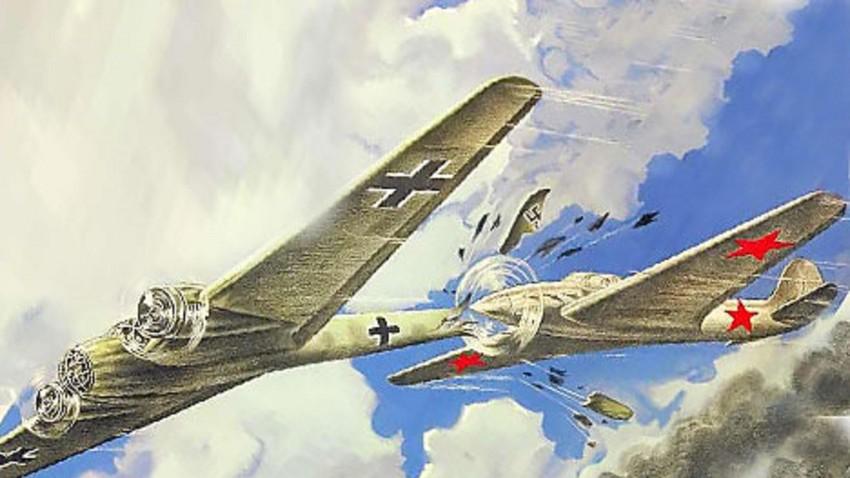 Peligrosas y audaces operaciones de tanques, aviones y barcos que se han saldado con la derrota del enemigo