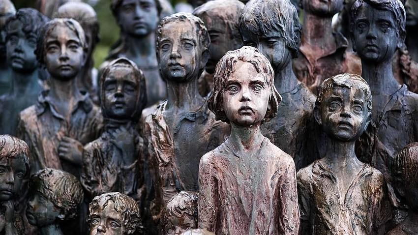 Spomenik djeci žrtvama rata