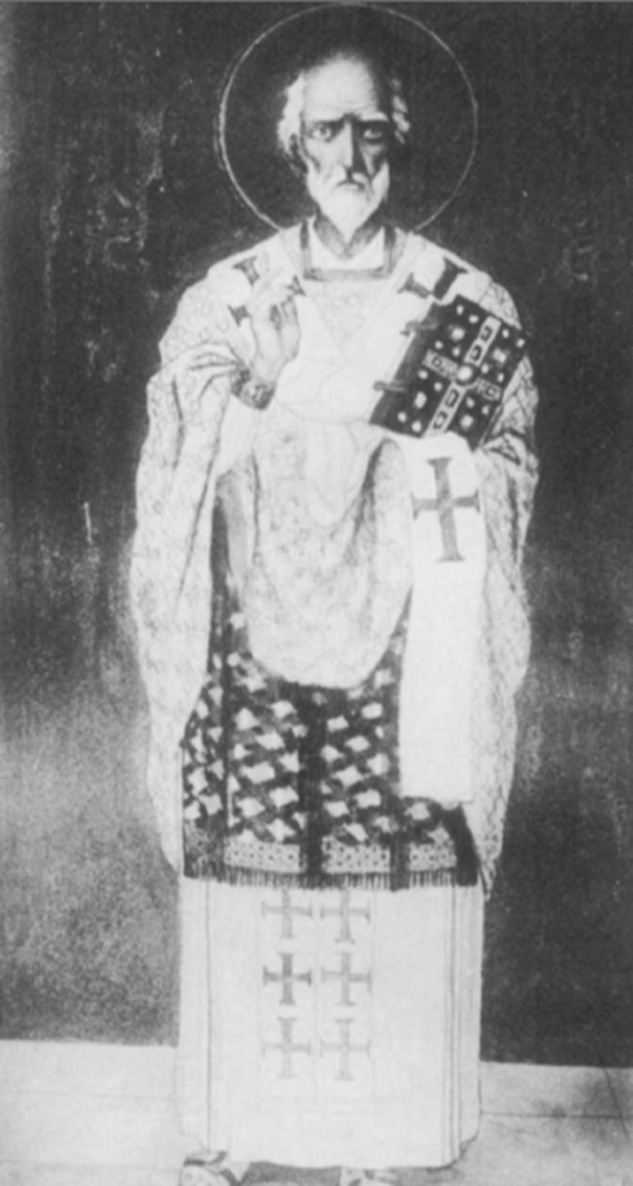 Изображение от книгата на Н. Леопардов
