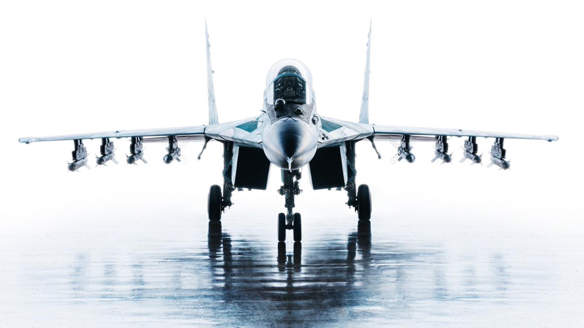 Un MiG-35