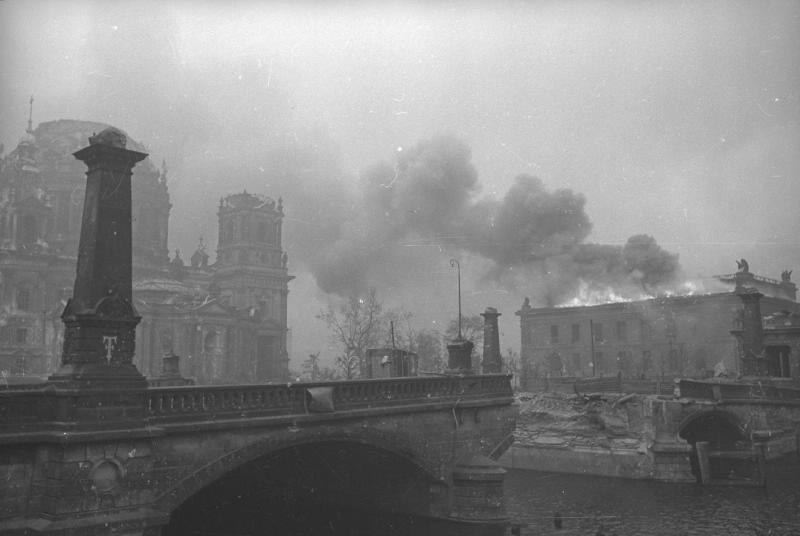 Berlin en feu