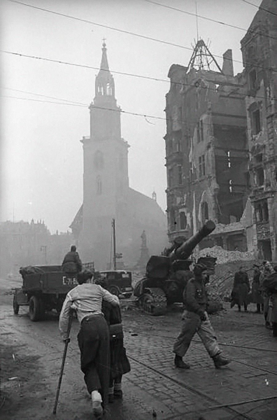 Berlin en mai 1945