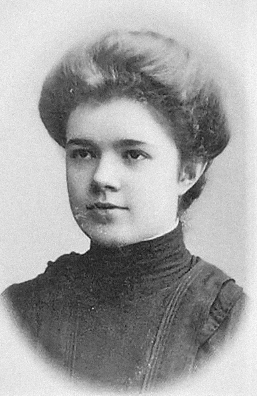 Ekaterina Desnitskaia.