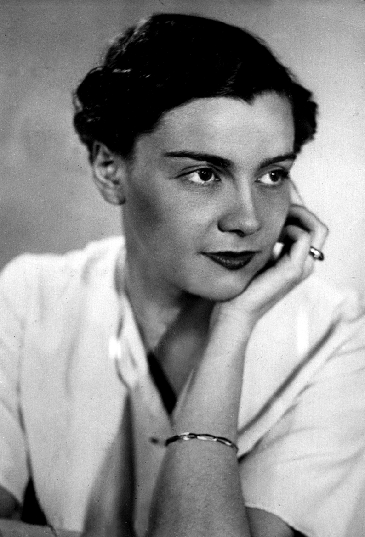 Princesse Vera Obolenskaïa, alias « Vicky »