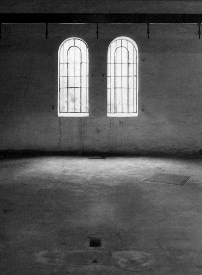 Prison où la princesse Obolenskaïa a été incarcérée