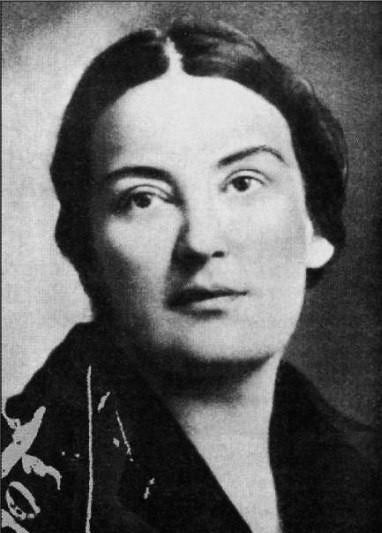 Elizaveta Kouzmina-Karavaïeva (nom de famille de son premier mari)
