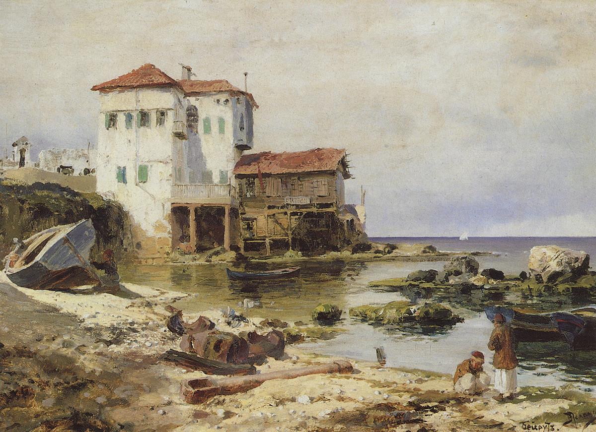 ベイルート、1882年