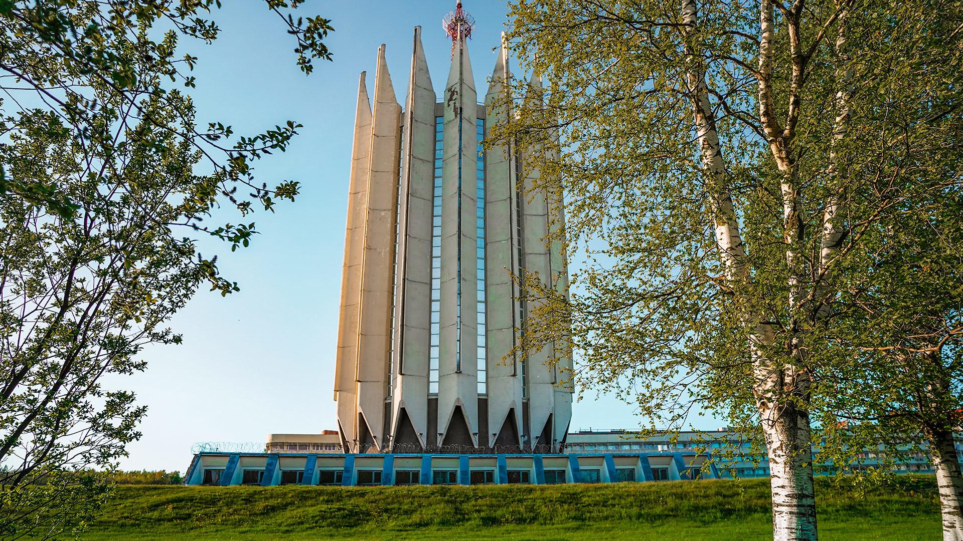 Центральный научно-исследовательский институт робототехники в Петербурге.