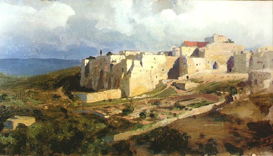 Bethléem, 1882