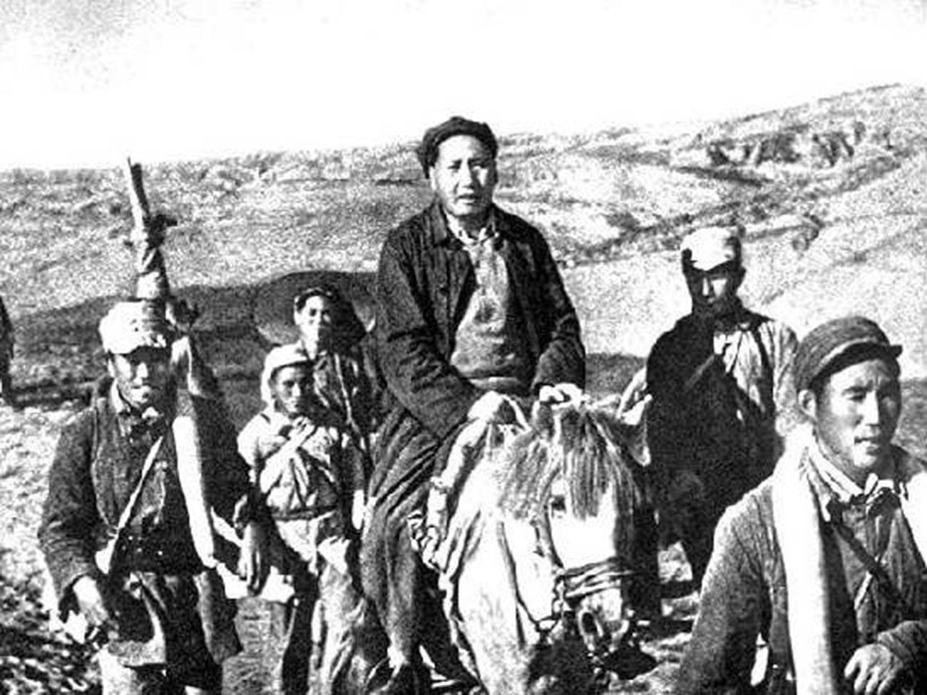 Мао Цедунг