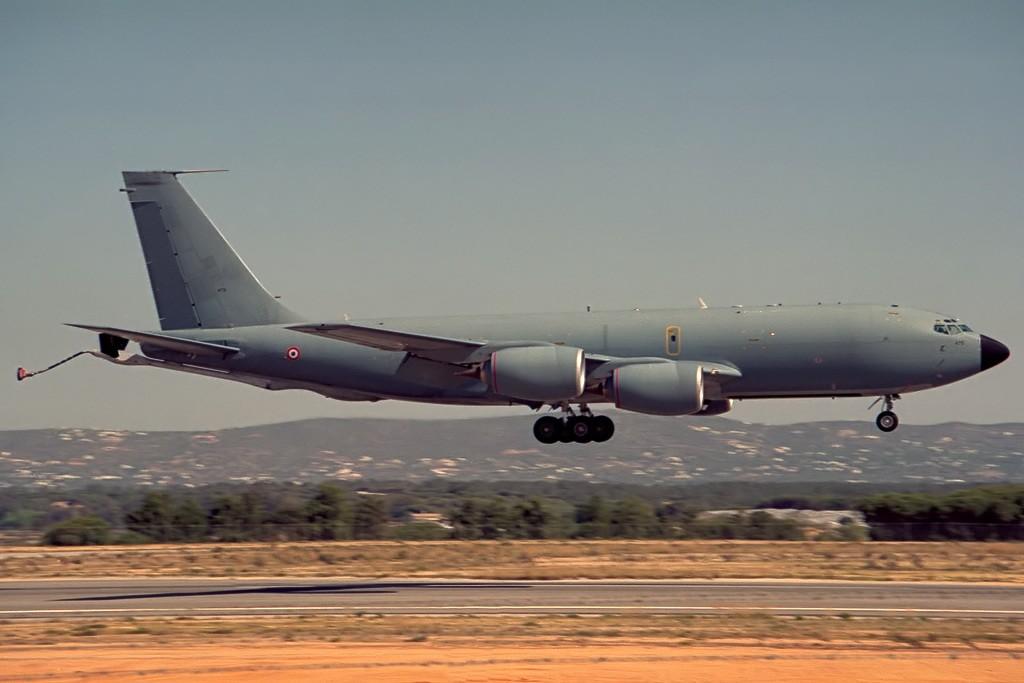 """Boeing KC-135'Stratotanker"""" de la Fuerza Aérea francesa"""