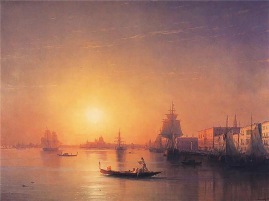 Venise, 1874