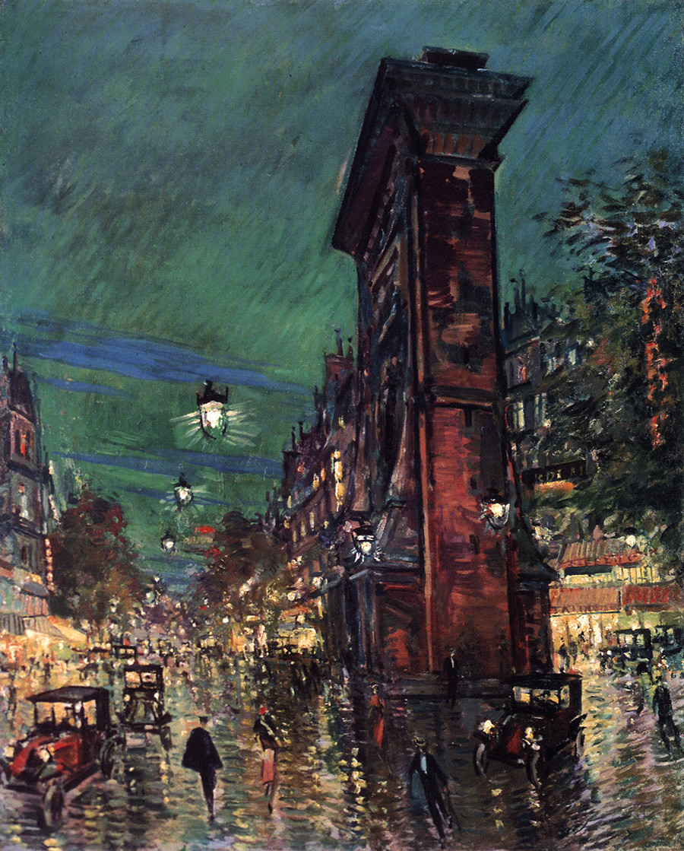 Paris. Saint-Denis. Années 1930