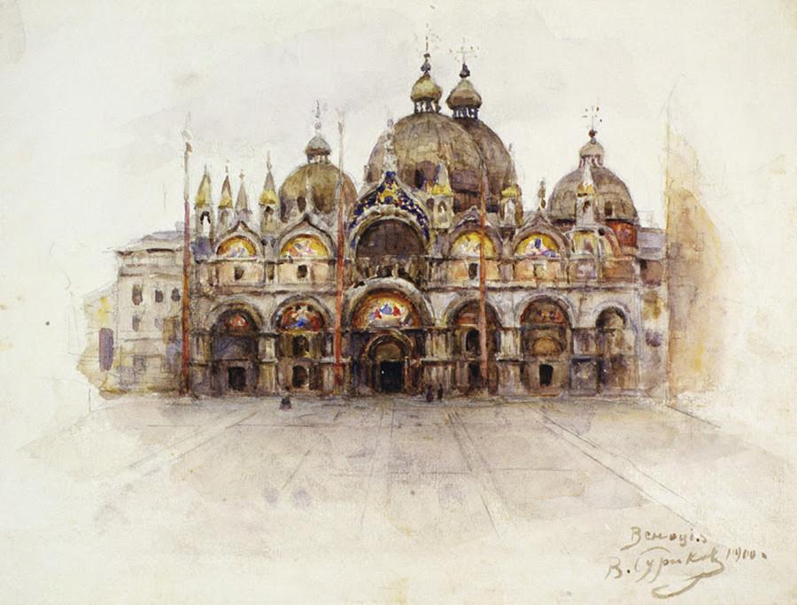 Venise, 1900