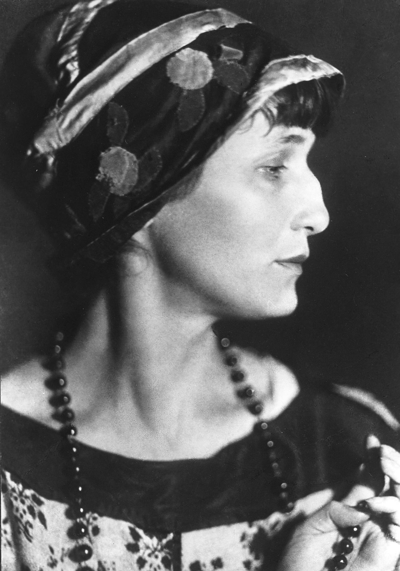 Anna Achmatowa.