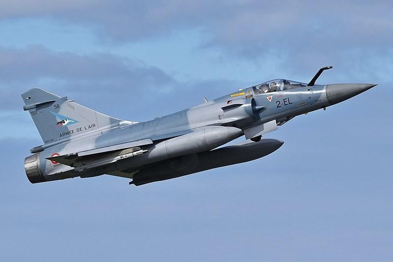 Mirage 2000 Francuskog ratnog zrakoplovstva