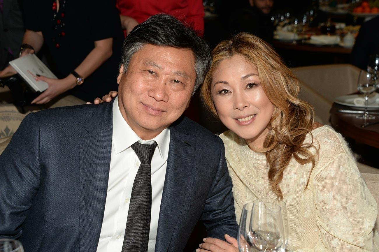 Sergey Tsoi dan Anita Tsoi