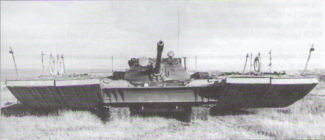 Plovno sredstvo PST-63 s manjim modifikacijama uvedeno je u eksploataciju 1965. godine.