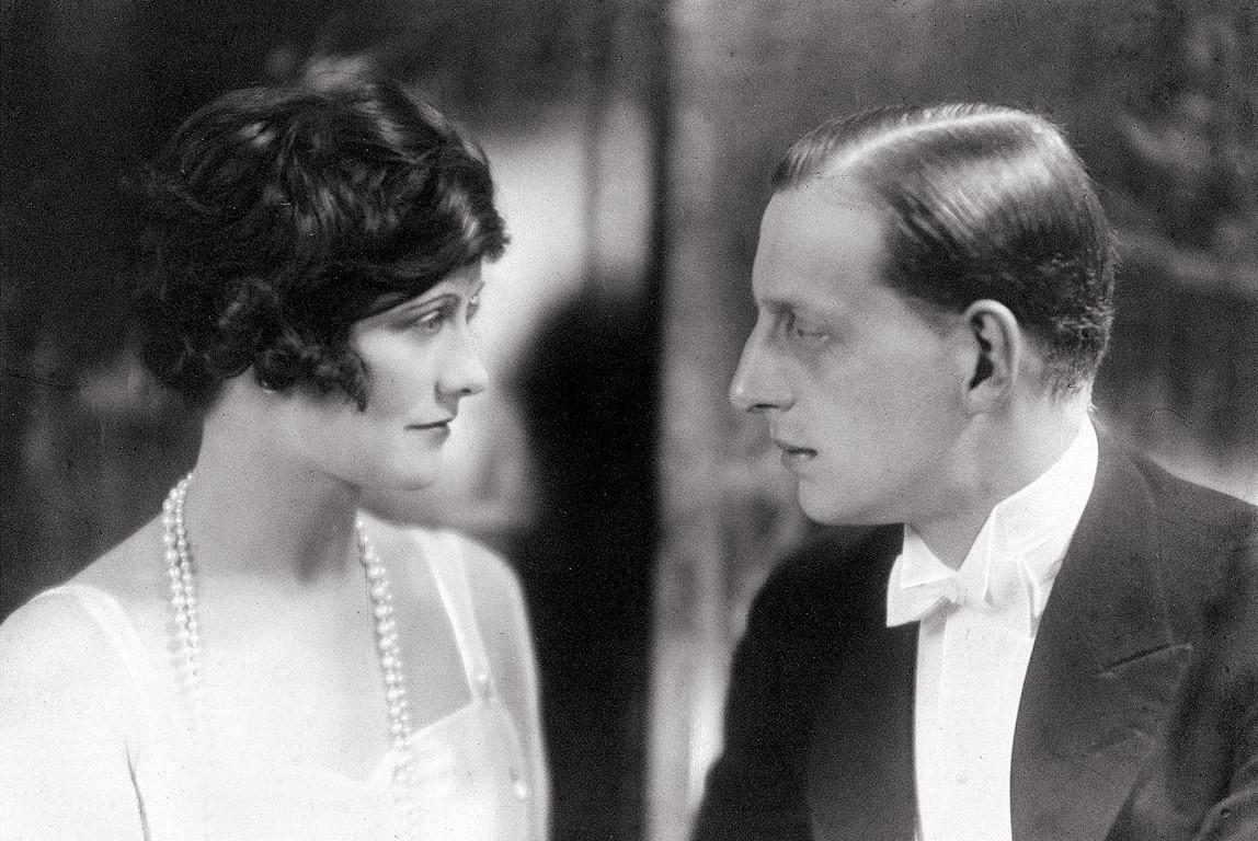 Dmítri Pávlovitch e Coco Chanel.