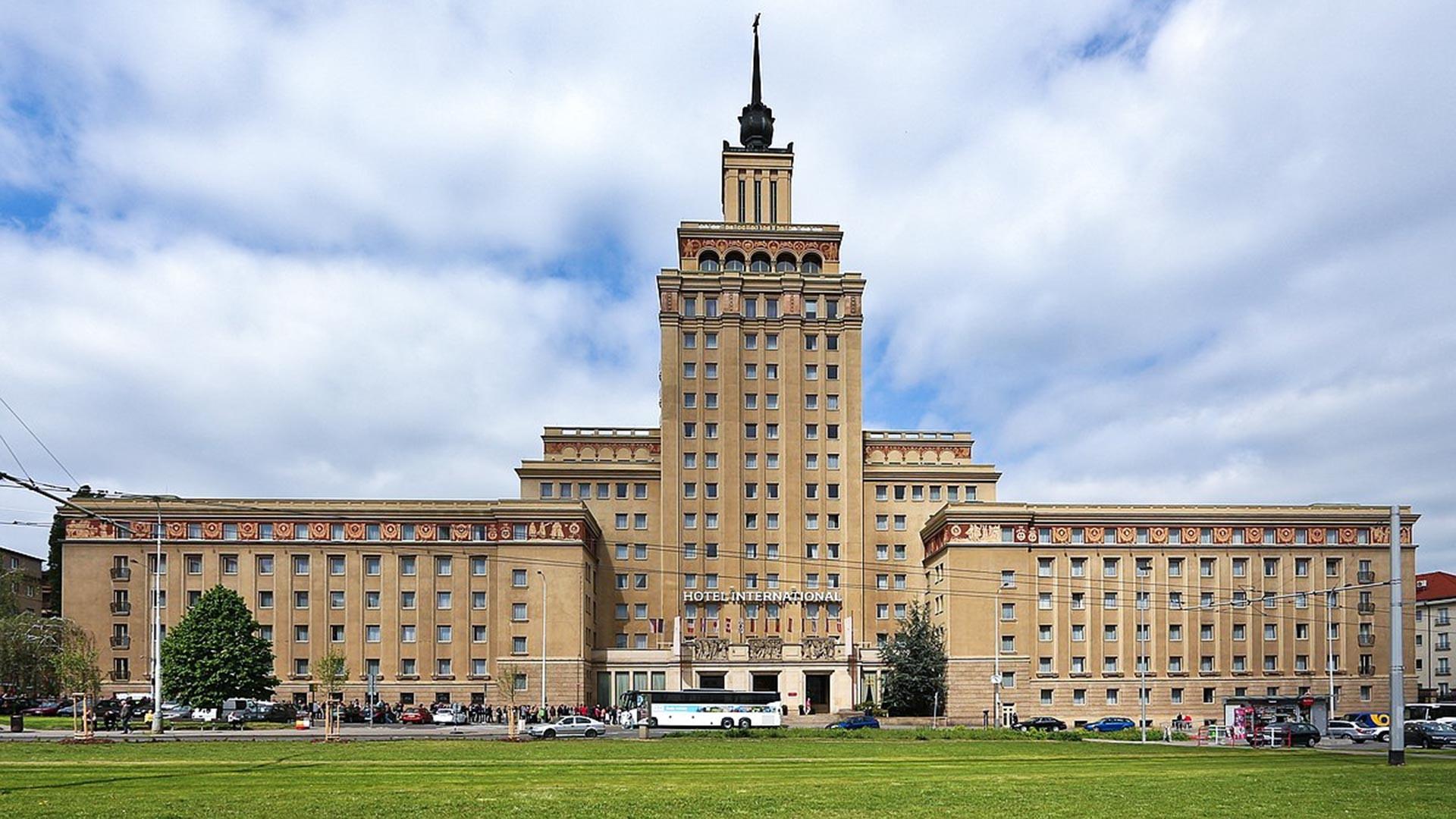 Хотел Интернационал, Прага