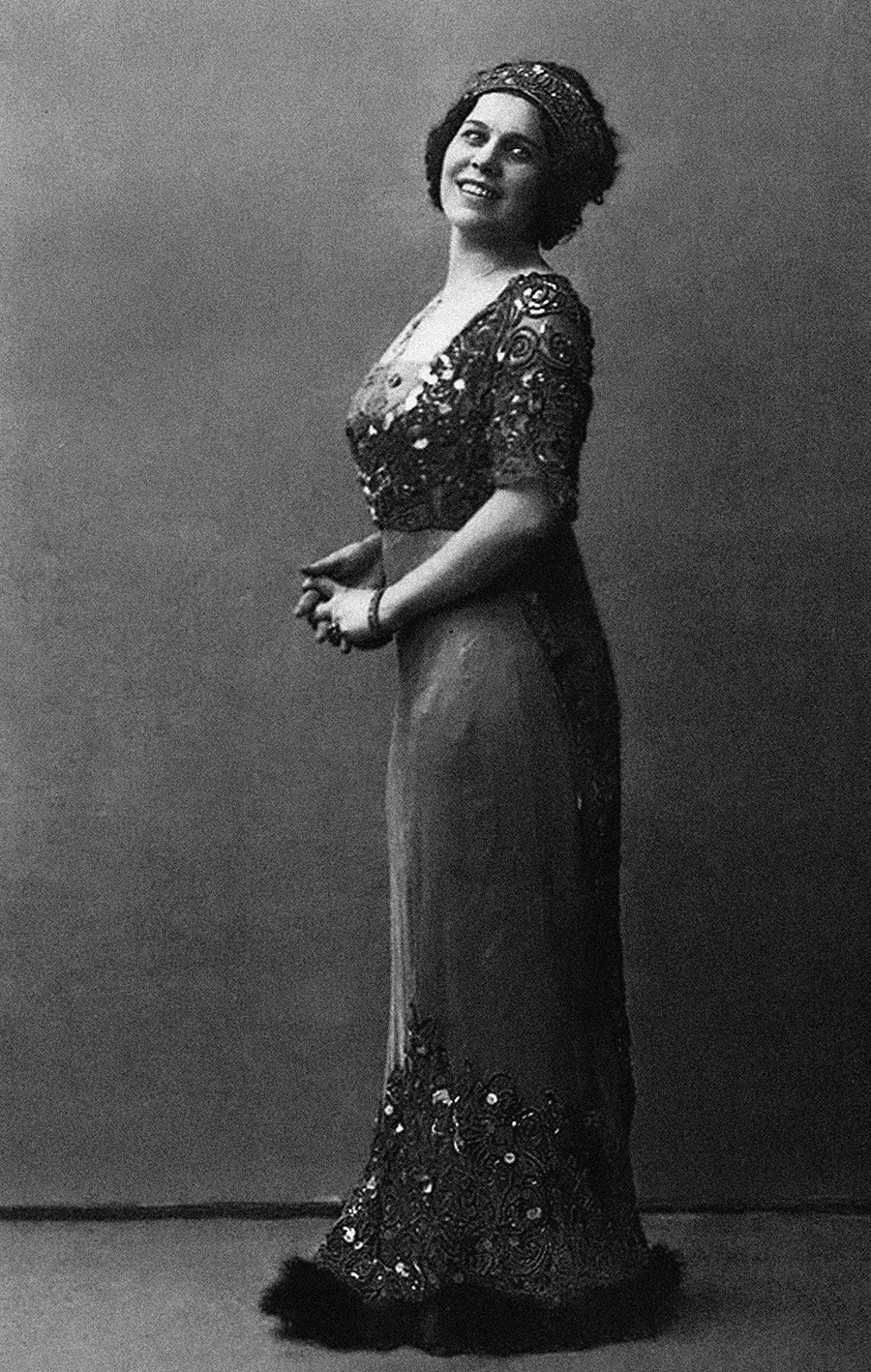 Nadeschda Plewitskaja (1884-1940).