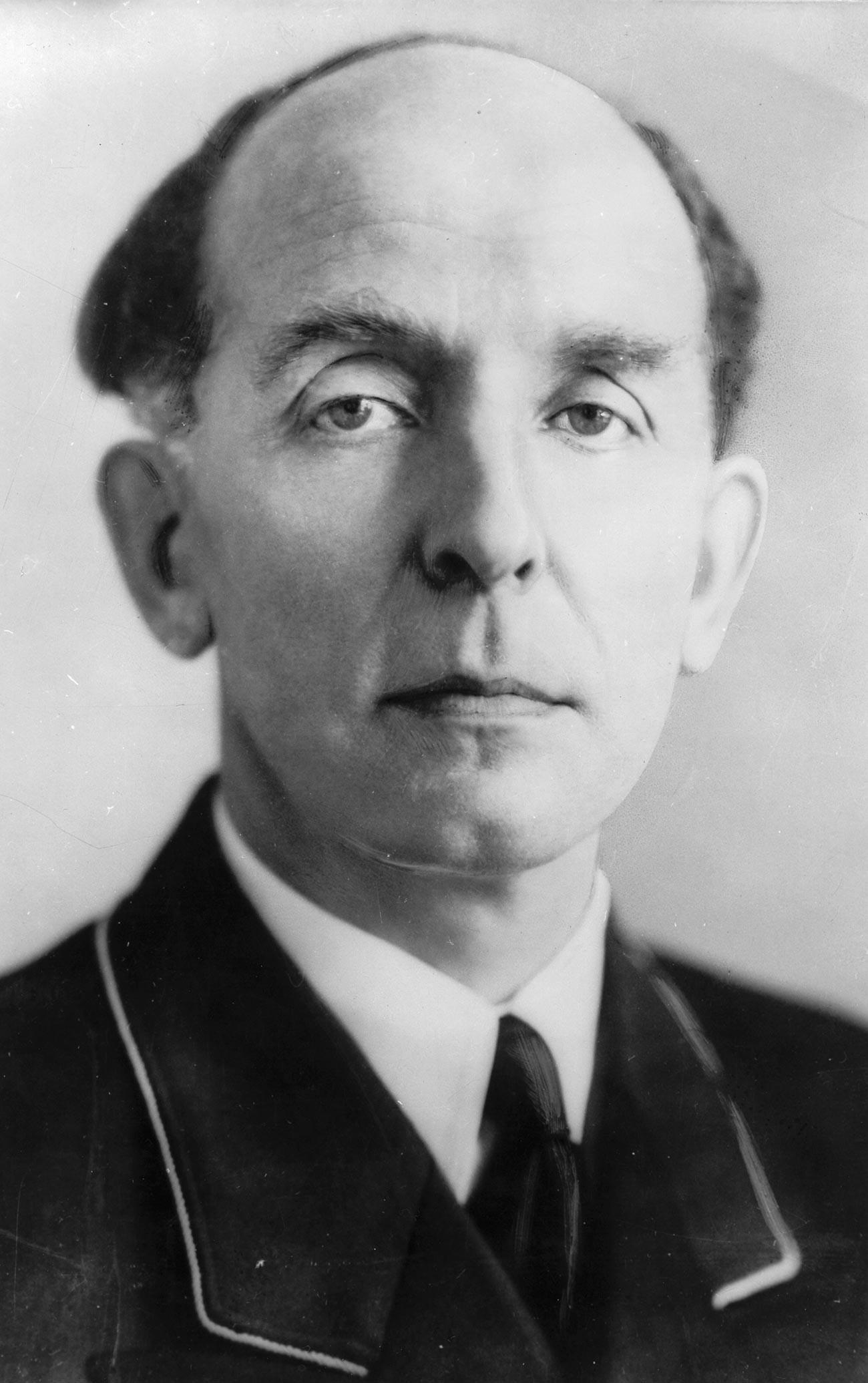 Roland Freisler, 1943.