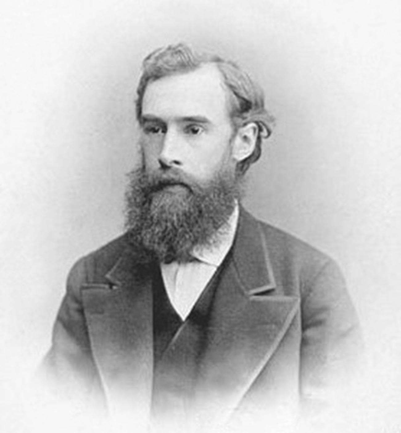Павел Третьяков в 1892