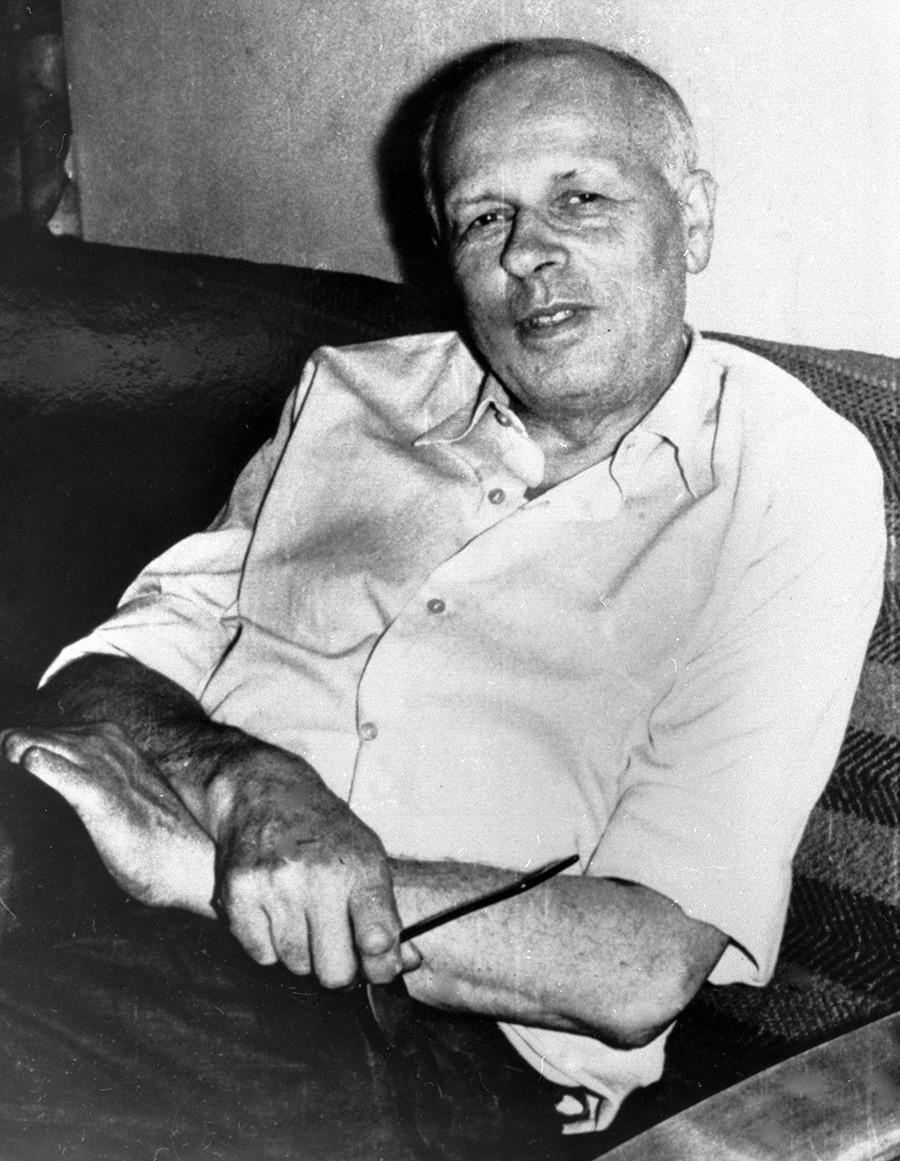 Brillante físico teórico, Sájarov demostró ser un inventor excepcional.