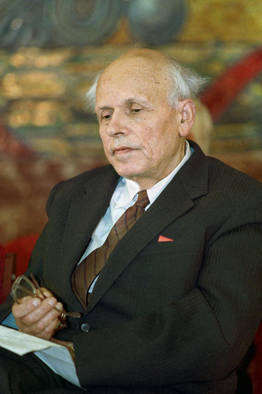 Nel 1970 Sakharov co-fondò il Comitato per i diritti dell'uomo di Mosca
