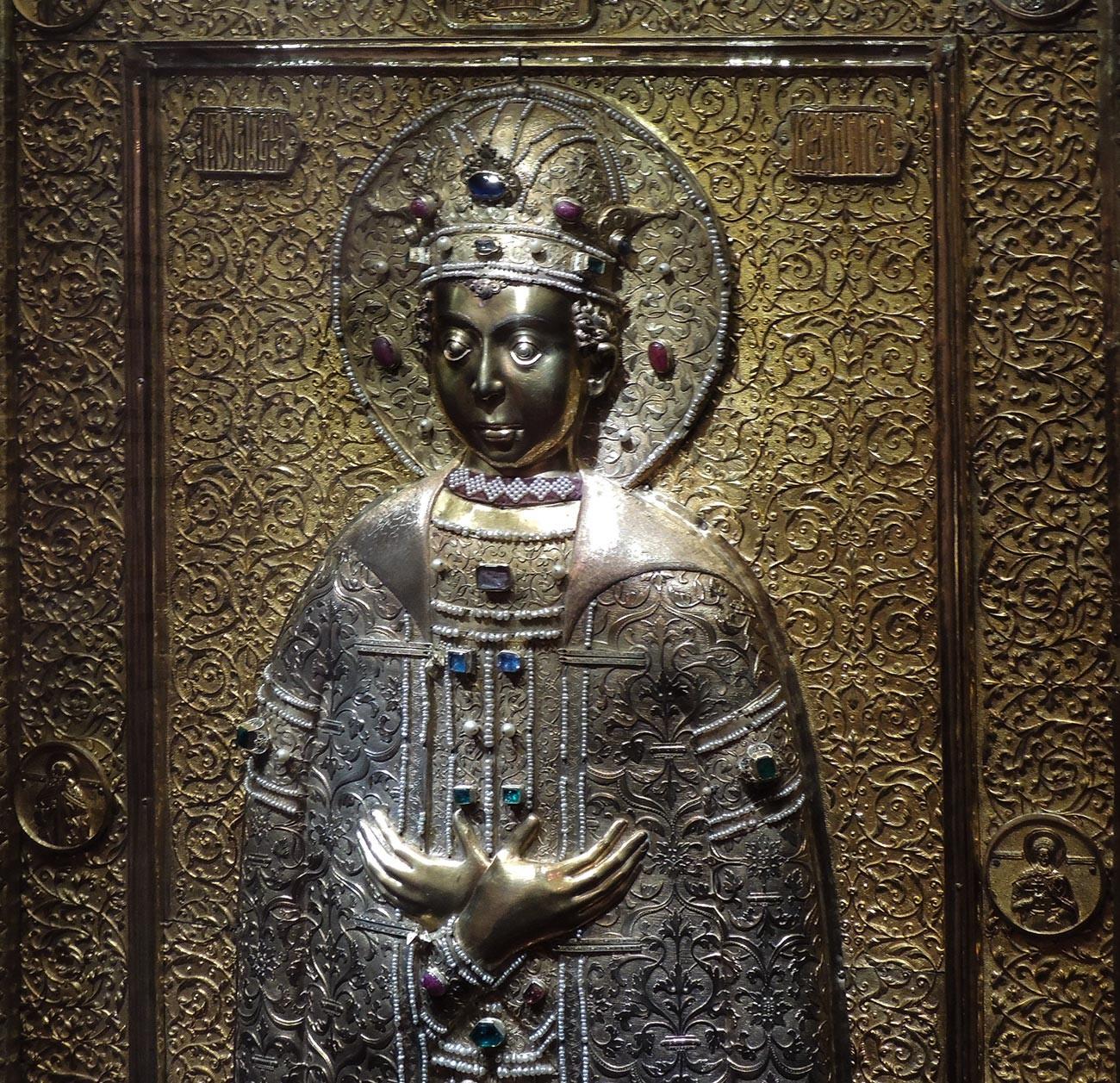 ドミトリー皇子の棺