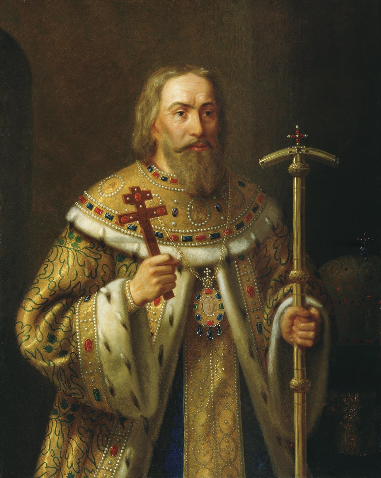 フョードル・ロマノフ
