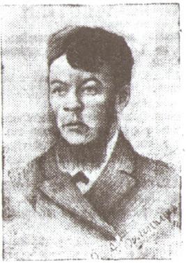 El asesino en serie ruso Nikolái Radkevich