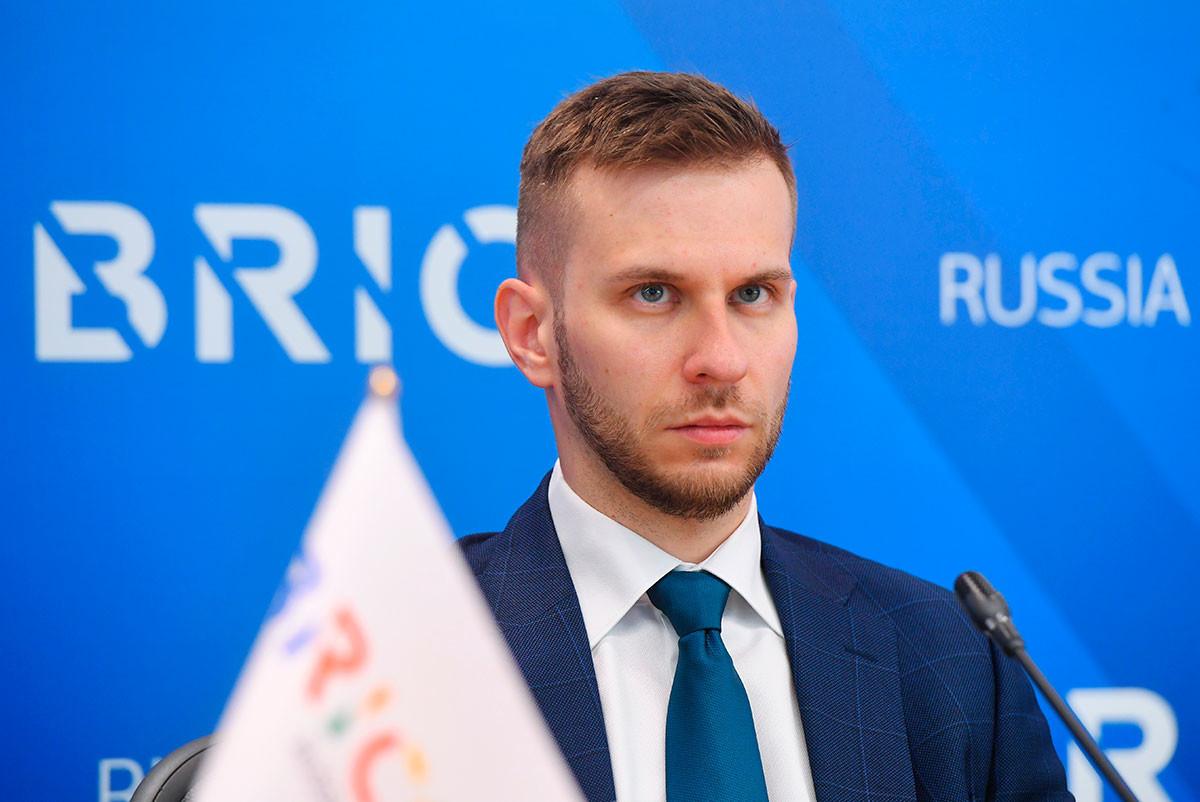 Андрей Бусаргин, зам.-главен директор по интелектуална защита на Group-IB